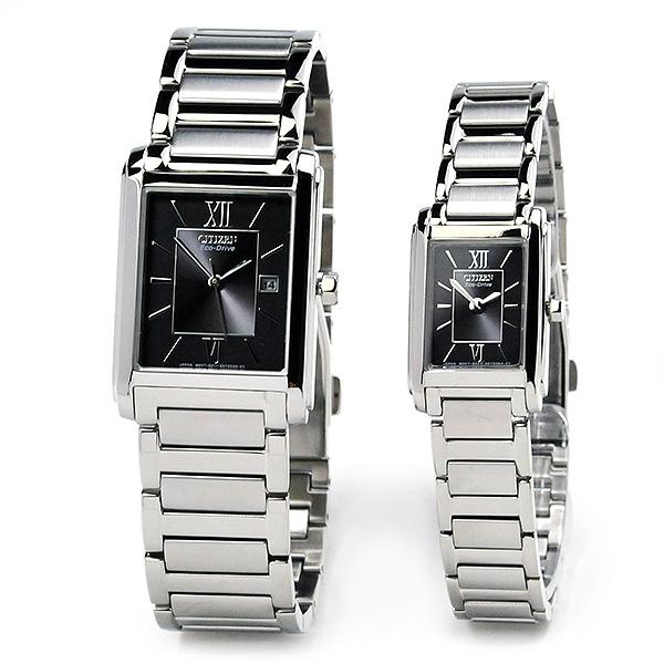 ペアウォッチ シチズン エコドライブ ソーラー FRA59-2431-FRA36-2431 34,0 正規品 腕時計 カップル ペア ウォッチ ブランド ギフト ペア腕時計