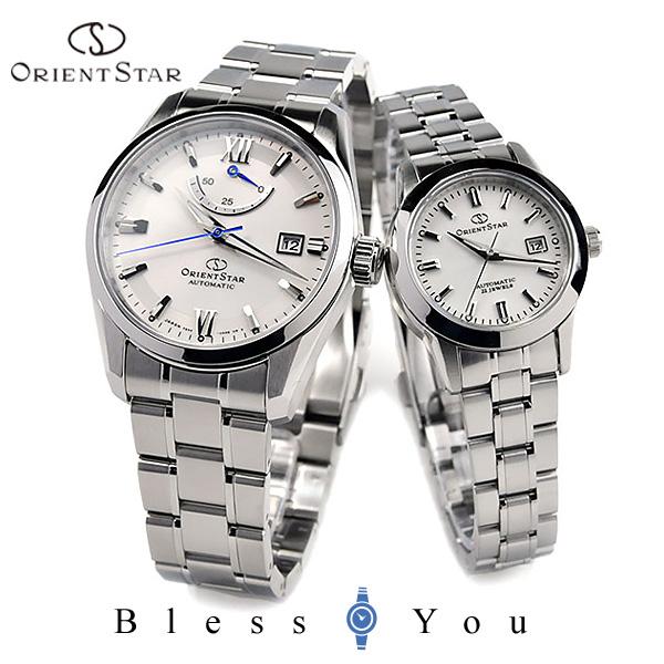 2人の時を重ねていくペアウォッチ オリエントスター ペアウォッチ 機械式時計 RK-AU0006S-WZ0391NR 98,0 ORIENT STAR スタンダード 腕時計