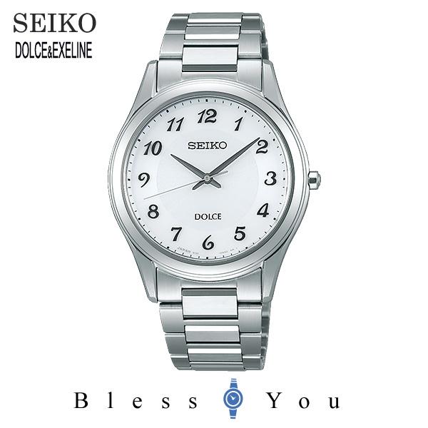 ポイント10倍 セイコー ソーラー 腕時計 メンズ ドルチェ ペアモデル SADL013 50,0