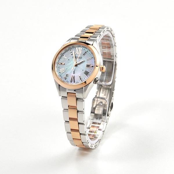 ポイント10倍 セイコー ルキア ソーラー電波 腕時計 レディース ルキア SSQV040 78,0