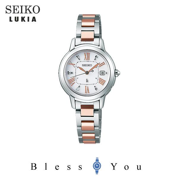 セイコー ルキア ソーラー電波 レディース 腕時計 SSQW037 72,0