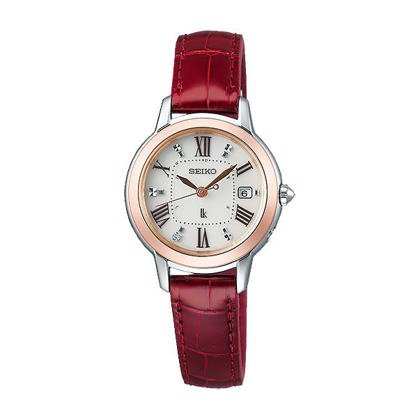 セイコー ルキア ソーラー電波 レディース 腕時計 SSQW038 73,0
