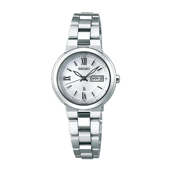 SEIKO LUKIA セイコー ソーラー  腕時計 レディース ルキア SSVN029 37,0