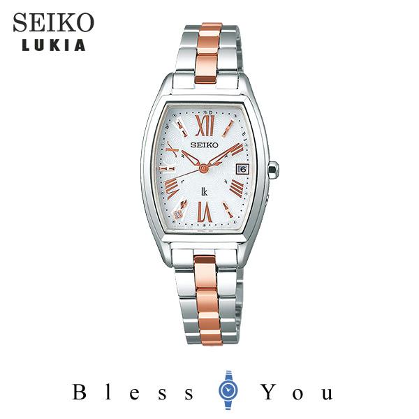 セイコー ルキア ソーラー電波 腕時計 レディース ルキア SSVW117 59,0