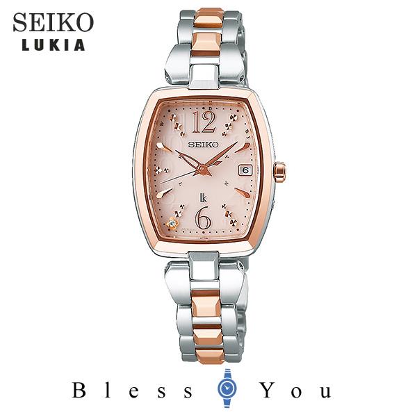 <title>正規品 送料無料 ラッピング無料 全品送料無料 正規メーカー保証付き セイコー SEIKO LUKIA 腕時計 レディース ソーラー電波 ルキア SSVW126 59 0</title>