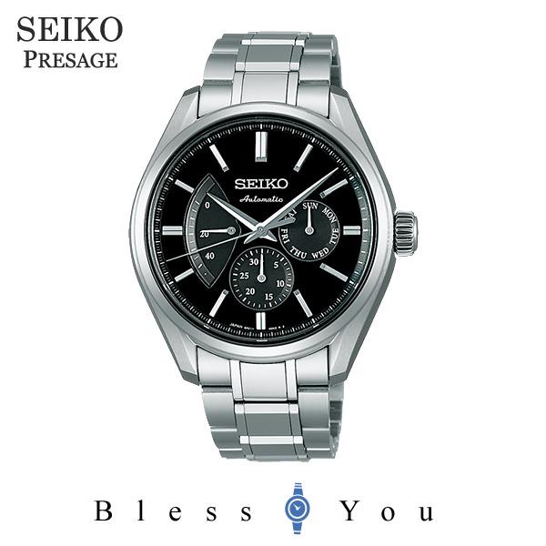 セイコー プレザージュ SEIKO PRESAGE 自動巻き メカニカル メンズ 腕時計 SARW023 120,0