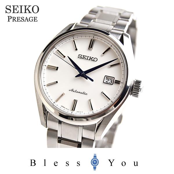 セイコー プレザージュ メンズ 腕時計 メカニカル 自動巻き 機械式 プレステージライン ホワイト ギフト sarx033 100,0 【SEIKO PRESAGE】[sss]