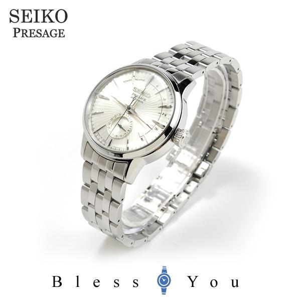 ポイント10倍 セイコー プレザージュ SEIKO PRESAGE 自動巻き メカニカル 腕時計 メンズ SARY129 62,0