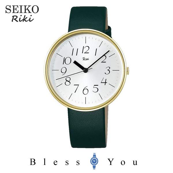 ポイント10倍 SEIKO ALBA Riki セイコー アルバ 腕時計 メンズ リキ 2019年5月 レトロモダン AKQK452 13,0