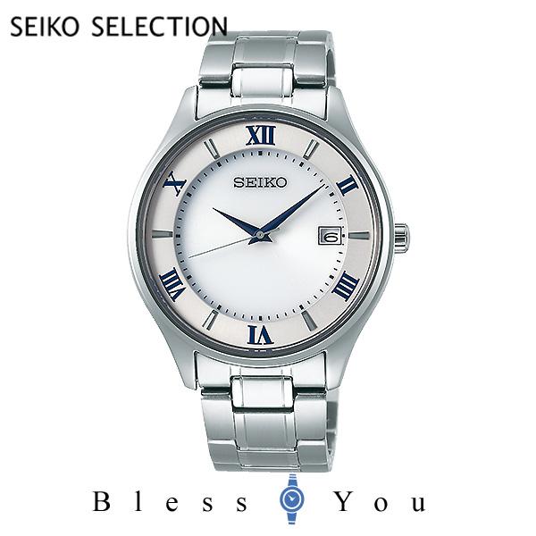 SEIKO SELECTION セイコー 腕時計 メンズ ソーラー セイコーセレクション SBPX113 30,0 2019v2