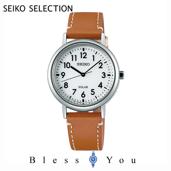 SEIKO SELECTION セイコー 腕時計 キッズ レディース ソーラー セイコーセレクション 小学校高学年向け スクールタイム STPX069 25,0