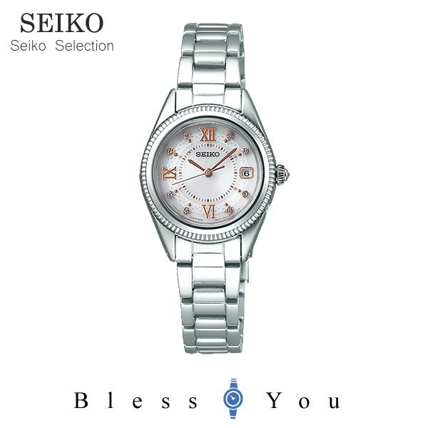 セイコーセレクション レディース 腕時計 SWFH061 37,0 新品お取寄品