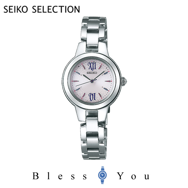 SEIKO SELECTION セイコー 腕時計 レディース 電波ソーラー セイコーセレクション SWFH101 33,0 2019v2