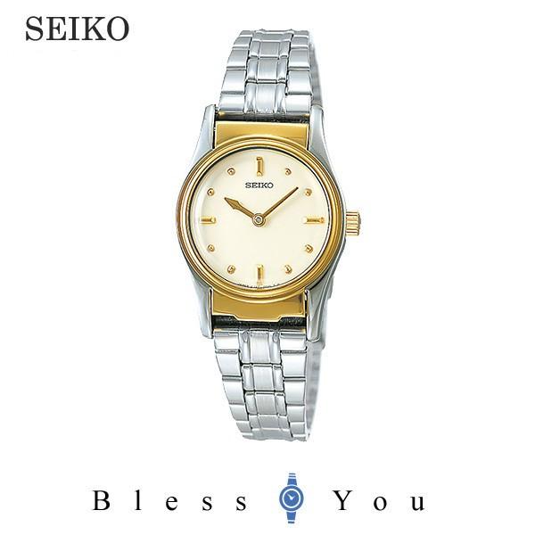 SEIKO 盲人時計 セイコー 腕時計 レディース SQWK024 14,0(非課税対象商品です。受注後に消費税を訂正いたします。)