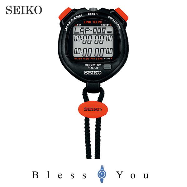 SEIKO セイコー ソーラー ストップウォッチ SVAJ701 13,0
