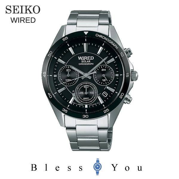 セイコー ソーラー 腕時計 メンズ ワイアード AGAD087 24,0
