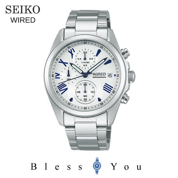 ポイント10倍 セイコー 腕時計 メンズ ワイアード AGAT406 16,0