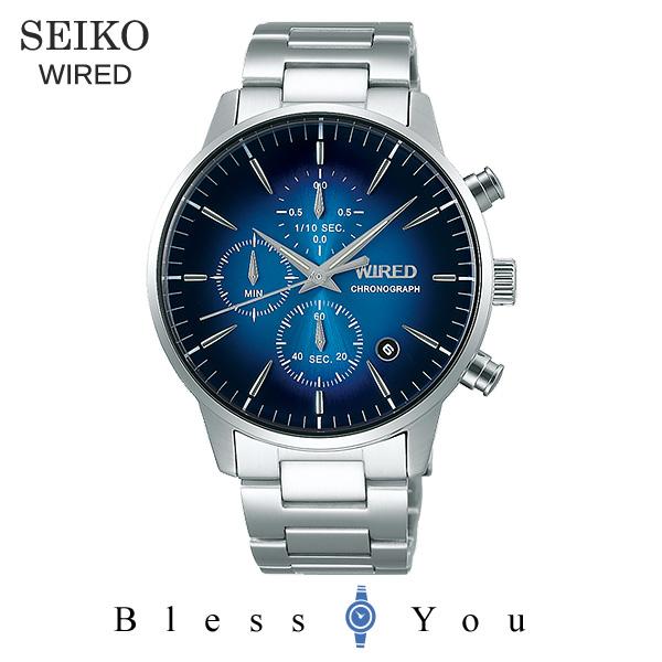 SEIKO WIRED セイコー 腕時計 メンズ ワイアード 2018年10月 AGAT419 22,0