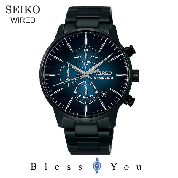 ポイント10倍 SEIKO WIRED セイコー 腕時計 メンズ ワイアード 2018年10月 AGAT422 25,0