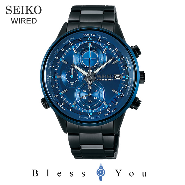 SEIKO WIRED セイコー 腕時計 メンズ ワイアード AGAW450 26,0