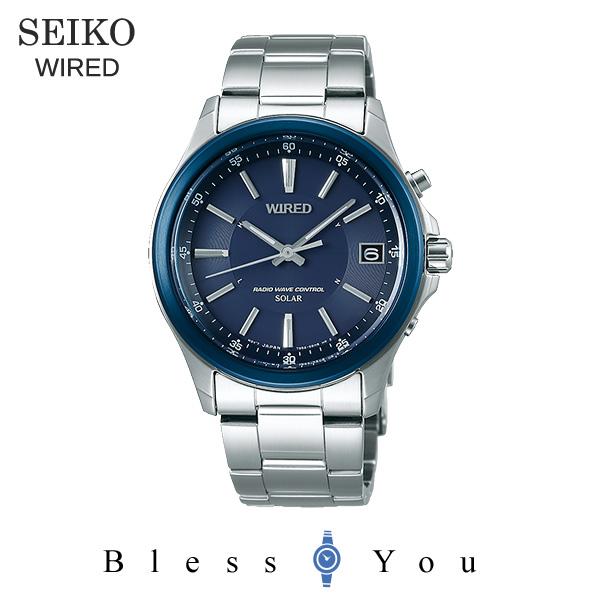 セイコー ソーラー電波 腕時計 メンズ ワイアード AGAY013 31,0