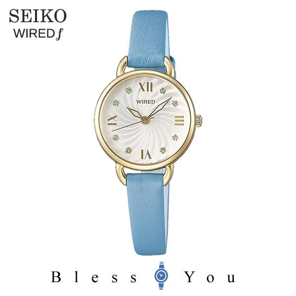 SEIKO WIRED f セイコー 腕時計 レディース ワイアードエフ 2019年4月 AGEK445 15,0