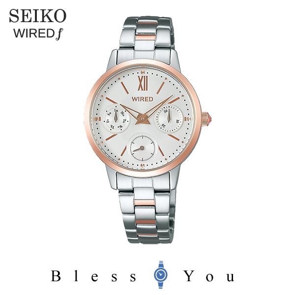 セイコー 腕時計 レディース ワイアードエフ AGET406 18,0