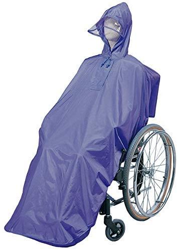 介護 介護用 介護用品 リハビリ リハビリ用品 福祉 福祉用 福祉用品 雨 車椅子 ポンチョ カッパ レインコート