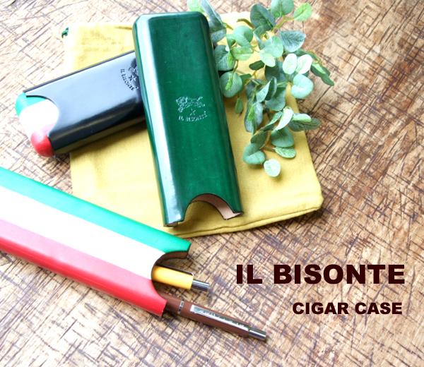 【イルビゾンテ IL BISONTE】シガーケース・5402300191【レディース】【小物】