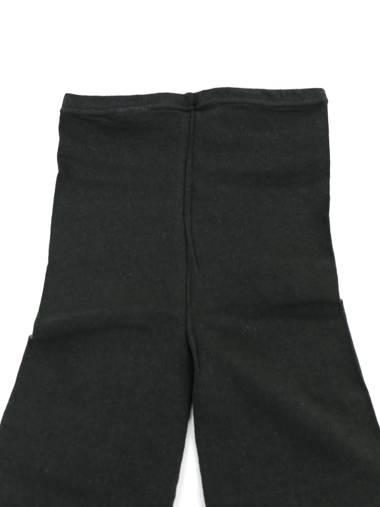 """French Bull (French Bulldog puppy) cotton linen 10-leggings with """"チムニースパッツ"""", 129-102-1851301"""