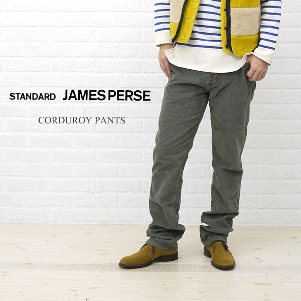 【20%OFFクーポン発行中!】【ジェームスパース JAMES PERSE】コーデュロイ 5P パンツ・MVX1084-0171202【メンズ】【f】【ボトムス】【50】【last_1】