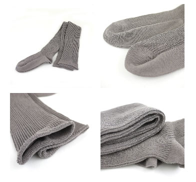 "French Bull (French Bulldog puppy) cotton linen ""socks"", 110-128-1851302"