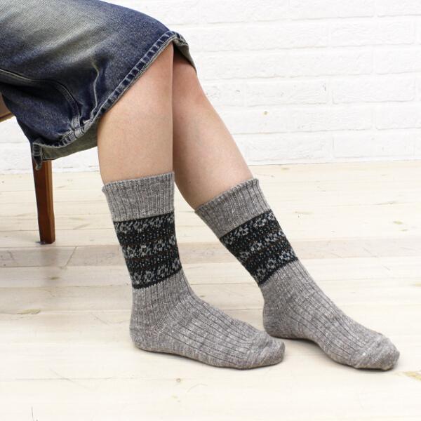 "■ ■ French Bull (French Bull) ウールリネン short ""Daisy socks"" and 110-136-1851302."