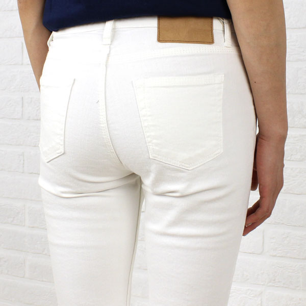Cotton polyurethane skinny pants, BAB1100A-1981401