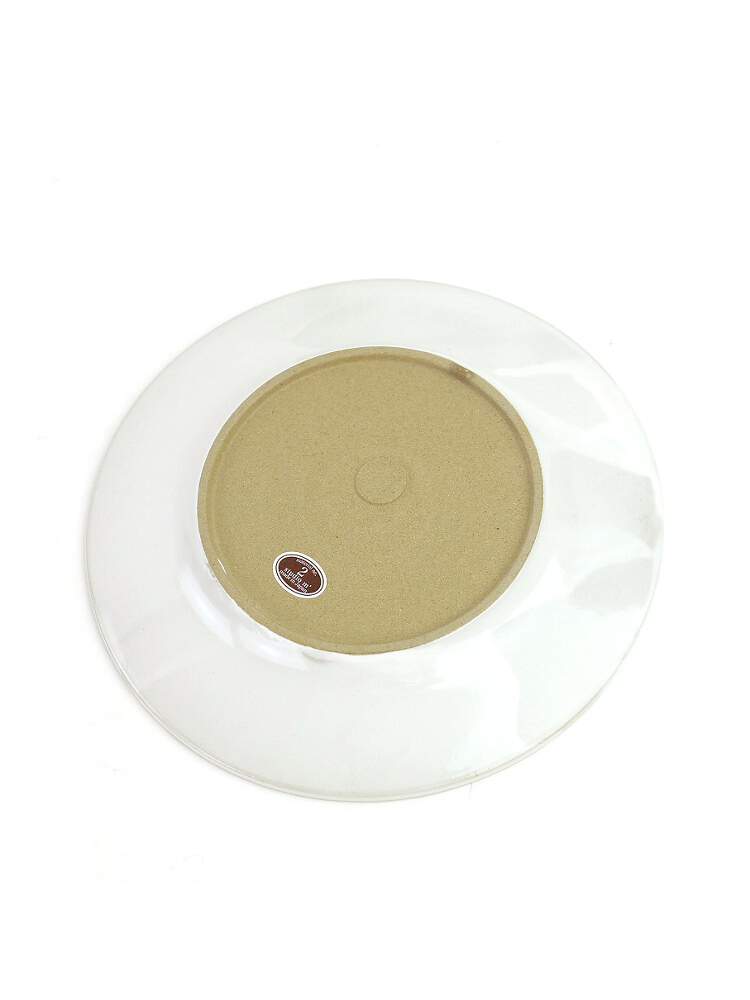 "studio m'( studio M) ceramics glees plate L""GRISE PLATE L"", GRISEPLATE-2731302"
