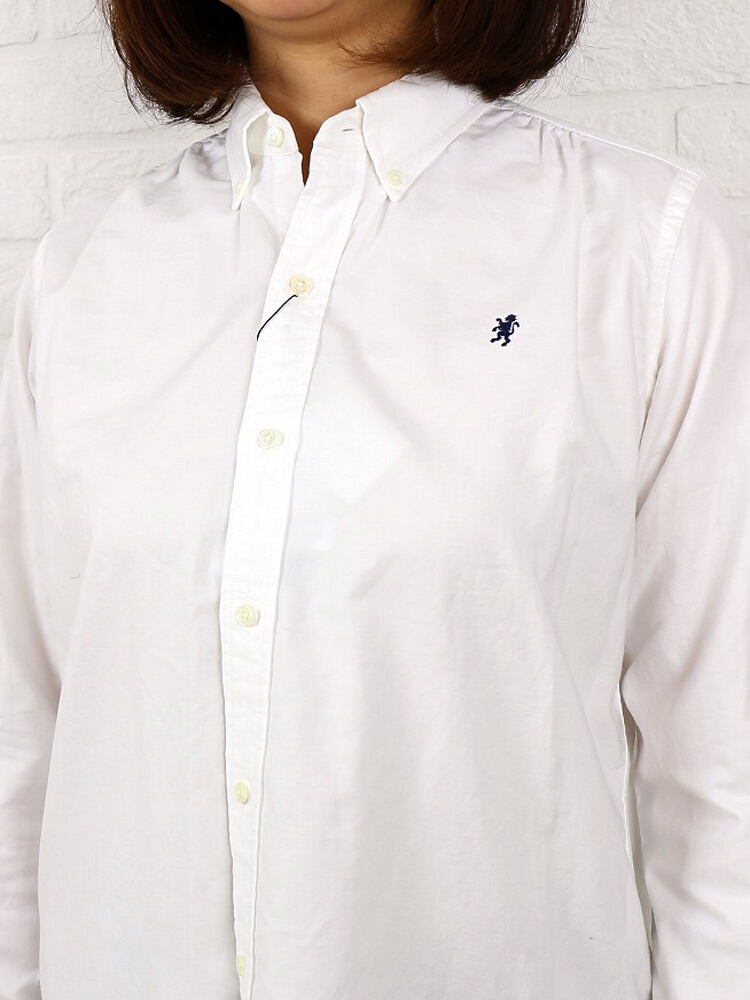 Another BCB note * Gymphlex (SimFlex) cotton Oxford long sleeve button down long sleeve shirt, j-0873YOX-0321302