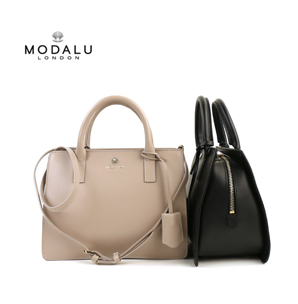 Leather 2-WAY mini-jasmine grab and MH5094-3361601