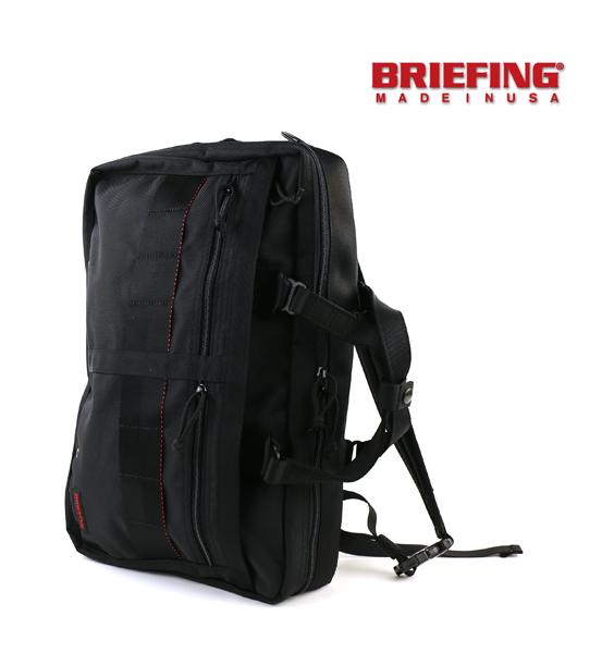 """【ブリーフィング BRIEFING】バリスティックナイロン 3WAY バッグ """"C-3 LINER""""・BRF115219-4301902【メンズ】【レディース】【JP】【A4】【◎】"""