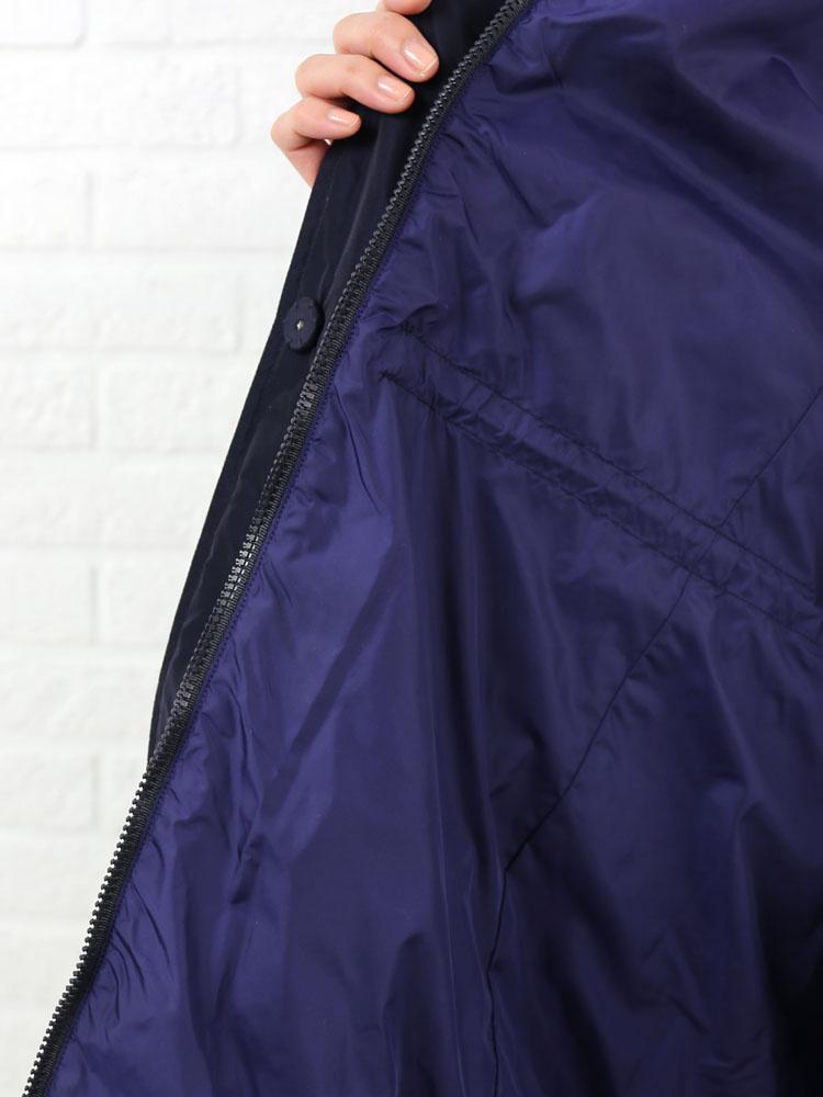 "Polyester middle-length hooded coat ""VENITIELLE""-VENITIELLE-2011601"