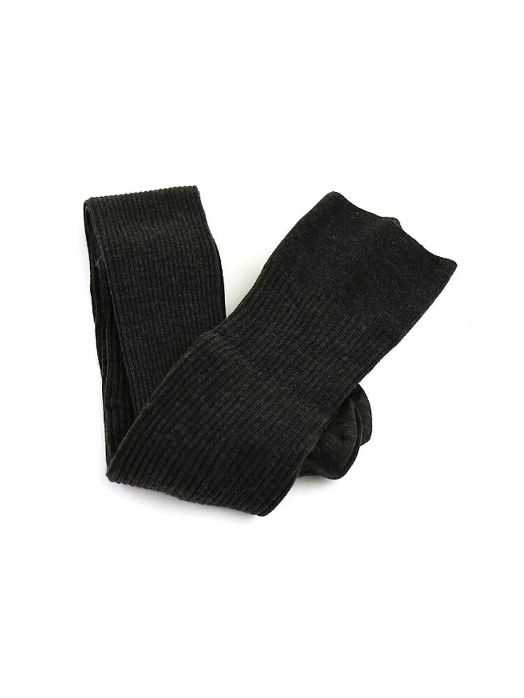 """FALKE (Falke) wool cotton solid rib tights """"SOFTMERINO RIB""""-48455-0321302"""