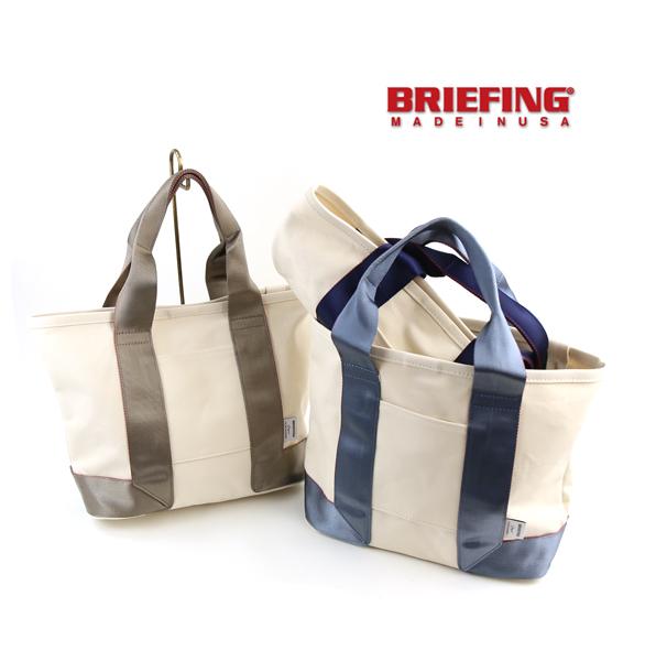 【ブリーフィング BRIEFING】キャンバス トートバッグ M・BRL443219-2771701【メンズ】【レディース】【JP】【A4】【◎】