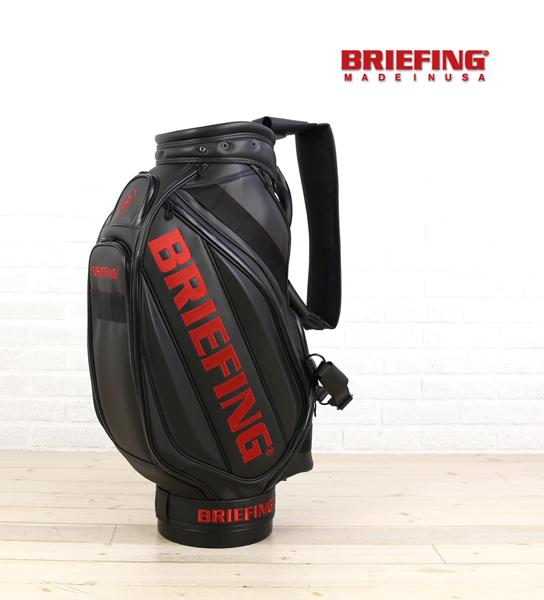 【ブリーフィング BRIEFING】 ゴルフバッグ キャディバッグ CR-3・BRG014CR3-2771702【メンズ】【レディース】【JP】