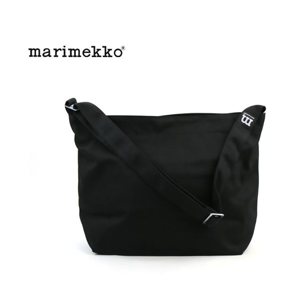 【マリメッコ marimekko】コットンキャンバス ショルダーバッグ CANVAS BAG MINI WEEKENDER・52179237630-0061702【メンズ】【レディース】【A4】【JP】