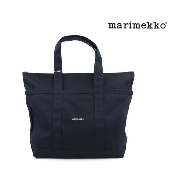 【マリメッコ marimekko】コットンキャンバス トートバッグ UUSI MINI MATKURI・52179240864-0061702【メンズ】【レディース】【A4】【◎】