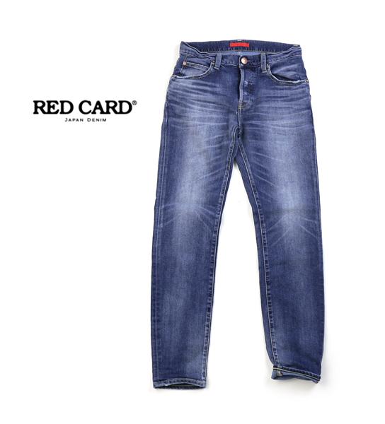 【レッドカード RED CARD】メンズ スラウチースキニー デニムパンツ ジーンズ Ryder・69890-2941801【メンズ】【last_1】