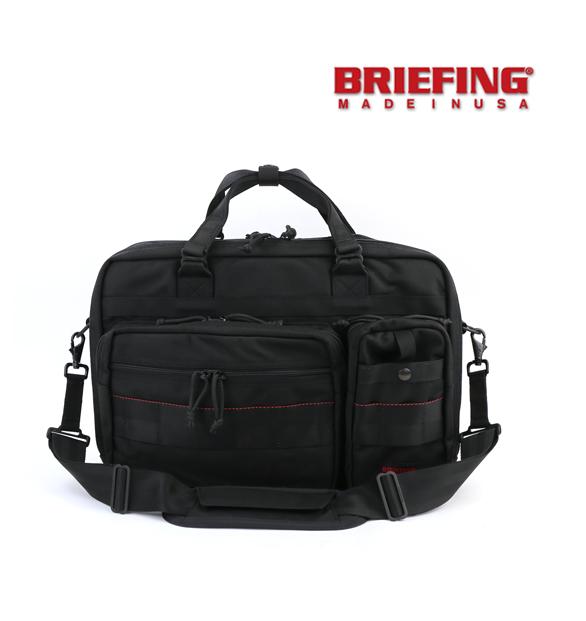 【ブリーフィング BRIEFING】バリスティックナイロン トートバッグ ブリーフケース B4 OVER TRIP・BRF117219-2771802【メンズ】【レディース】【JP】