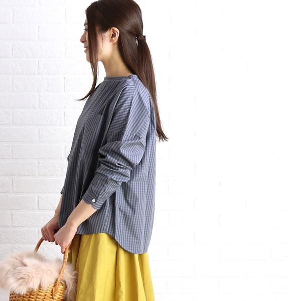 Women Olive Drab Green Gauze Cotton Utility Basic Cargo Shirt 271 mv Dress S M L