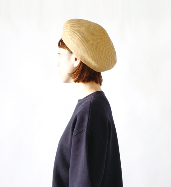 【フレンチブル French Bull】 ブレード ペーパーベレー 帽子 イジスベレー・38-04181-1851801【レディース】【JP】