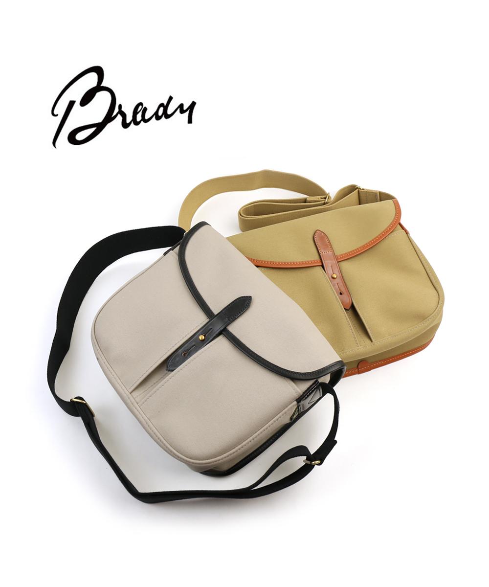 【ブレディ Brady】コットンキャンバス ショルダーバッグ STOUR・STOUR-0321802【メンズ】【レディース】【JP】【■■】【クーポン対象外】