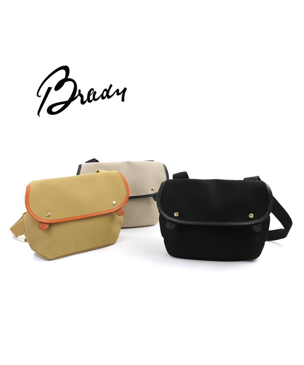 【ブレディ Brady】コットンキャンバス ショルダーバッグ AVON・AVON-0321901【メンズ】【レディース】【JP】